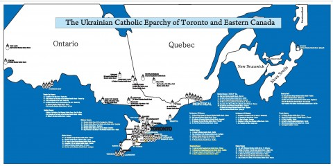 Eparchy of Toronto & Eastern Canada