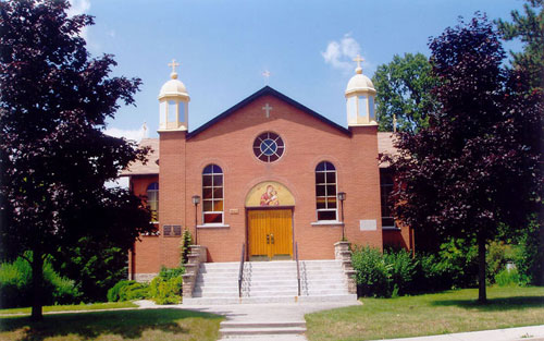 Nativity of the Mother of God Parish