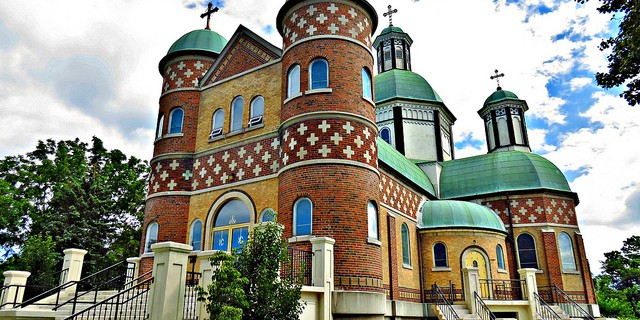 Sts. Cyril and Methodius Parish